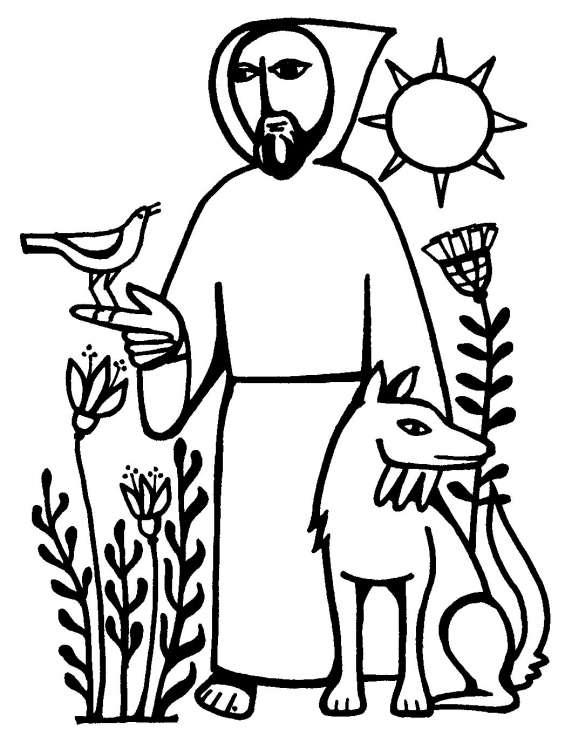 Saint Francis Of Assisi 1